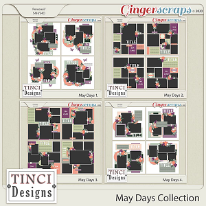 May Days Collection