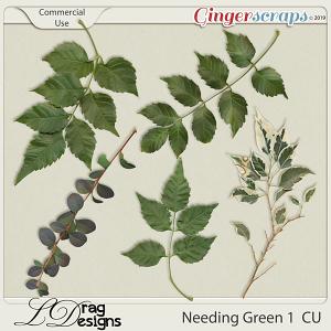 Needing Green 1 CU by LDragDesigns