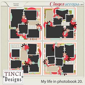 My life in photobook 20.