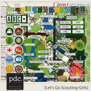 Polka Dot Chicks: Let's Go Scouting (Girls)