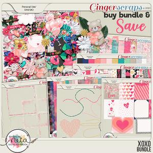 XOXO - Bundle - by Neia Scraps