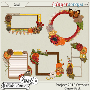 Project 2015 October - Cluster Pack