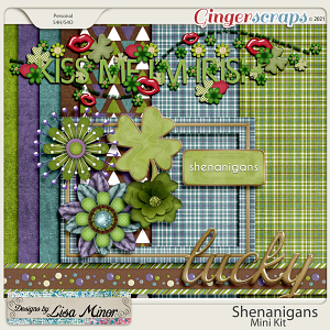 Shennanigans from Designs by Lisa Minor