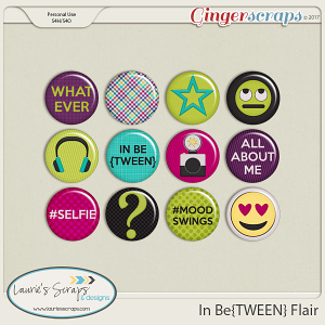 In Be{TWEEN} Flairs