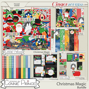 Christmas Magic - Bundle by Connie Prince