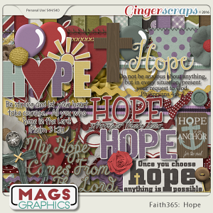 Faith365 Hope KIT