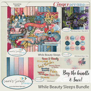 While Beauty Sleeps Bundle