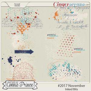 #2017 November - Inked Bits