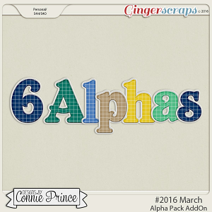 #2016 March - Alpha Pack AddOn