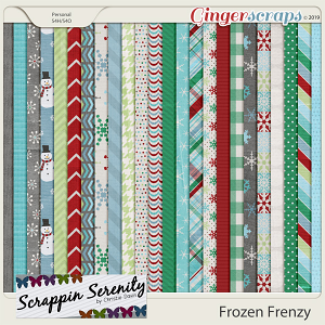 Frozen Frenzy Papers