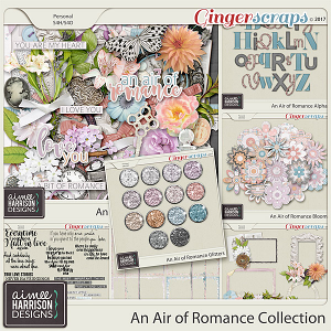 An Air of Romance Collection by Aimee Harrison