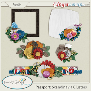 Passport: Scandinavia Clusters