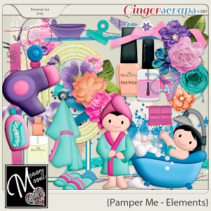 Pamper Me - Elements by Memory Mosaic