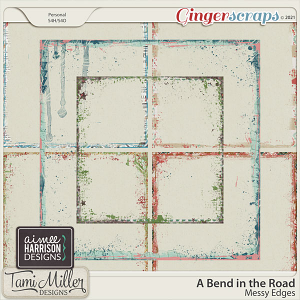 A Bend in the Road Edges by Tami Miller and Aimee Harrison
