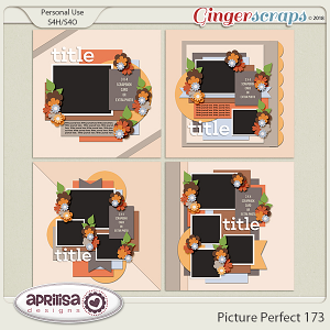 Picture Perfect 173 by Aprilisa Designs