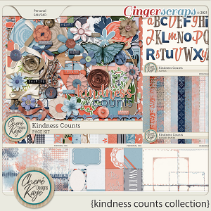 Kindness Counts Collection by Chere Kaye Designs