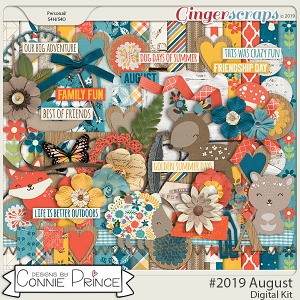 #2019 August - Kit by Connie Prince