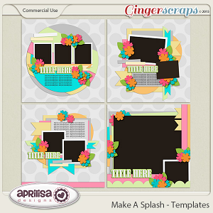 Make A Splash - Templates