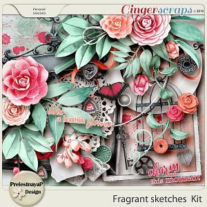 Fragrant sketches Kit