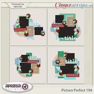 Picture Perfect 194 by Aprilisa Designs