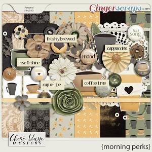 Morning Perks Mini by Chere Kaye Designs
