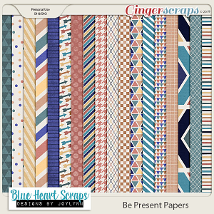 Be Present Paper Pack