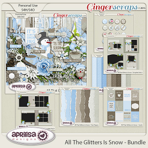 All That Glitters Is Snow - Bundle