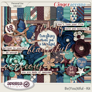 Be{You}Tiful - Kit by Aprilisa Designs