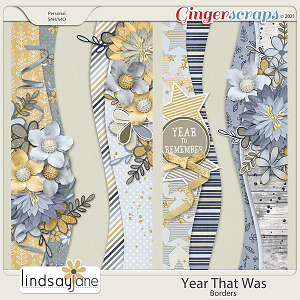 Year That Was Borders by Lindsay Jane