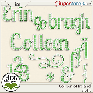 Colleen of Ireland Alpha by ADB Designs