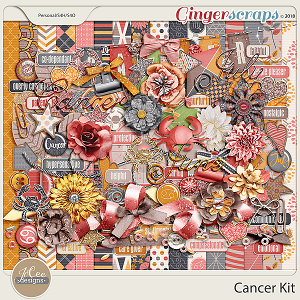 Cancer Kit by JoCee Designs