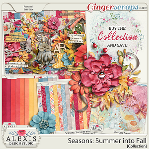 Seasons: Summer into Fall - Collection