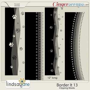 Border It 13 by Lindsay Jane