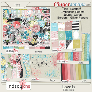 Love Is Collection by Lindsay Jane