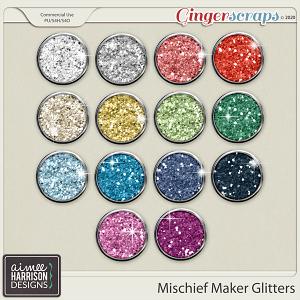 Mischief Maker Glitters by Aimee Harrison