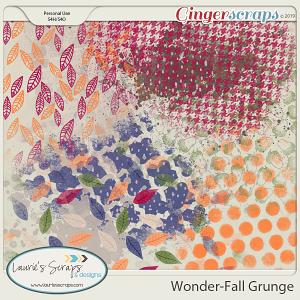 Wonder-Fall Grunge