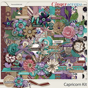 Capricorn Kit by JoCee Designs