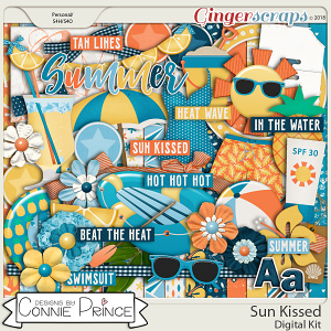 Sun Kissed - Kit by Connie Prince