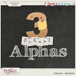 Educate! Alphabets