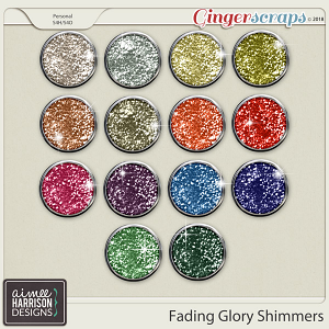 Fading Glory Shimmers by Aimee Harrison
