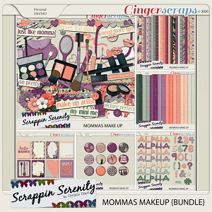 Mommas Makeup {The Bundle}