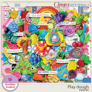 Play dough - kit