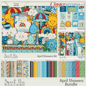 April Showers Bundle