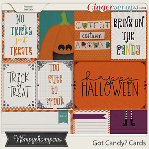 Got Candy? Cards