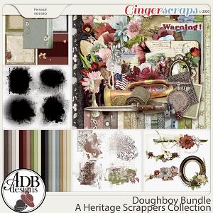 Doughboy Bundle by ADB Designs