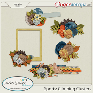 Sports: Climbing Clusters