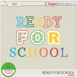 Ready for school - alpha