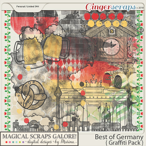 Best of Germany (graffiti pack)