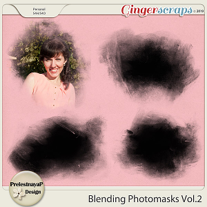 Blending Photomasks Vol.2
