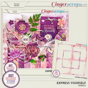 Express Yourself Bundle by JB Studio
